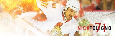 Ottawa Senators. Foligno