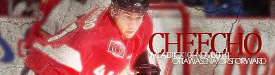 Ottawa Senators. Cheecho-1