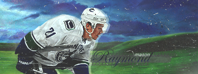 Vancouver Canucks. Raymond