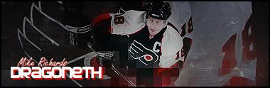 Philadelphia Flyers.  Richards