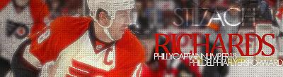 Philadelphia Flyers.  Richardsprotected-1