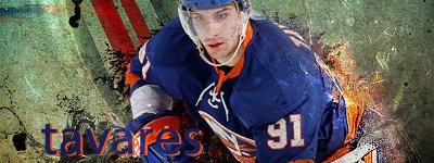 New York Islanders. Tavares