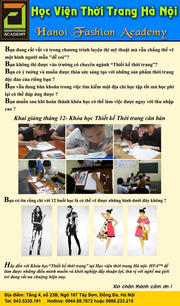 """Khai giảng khóa học """"Thiết kế thời trang căn bản"""" tháng 12/2011 TKTT3copy"""