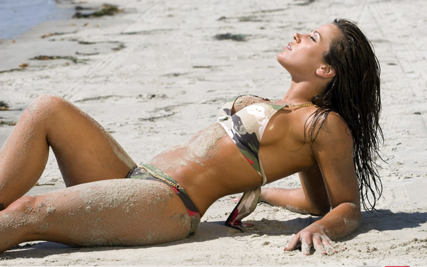 Melina bikini bandeau black underprotection eu aps