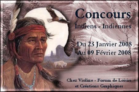 Chez Violine - Forum de Loisirs et Créations Graphiques - Page 3 BanconcoursIndiensIndiennes