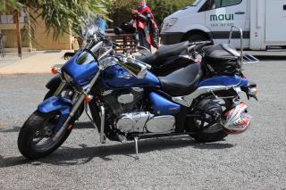 Mods done so far ....... 2012 Suzuki M50 IMG_0160