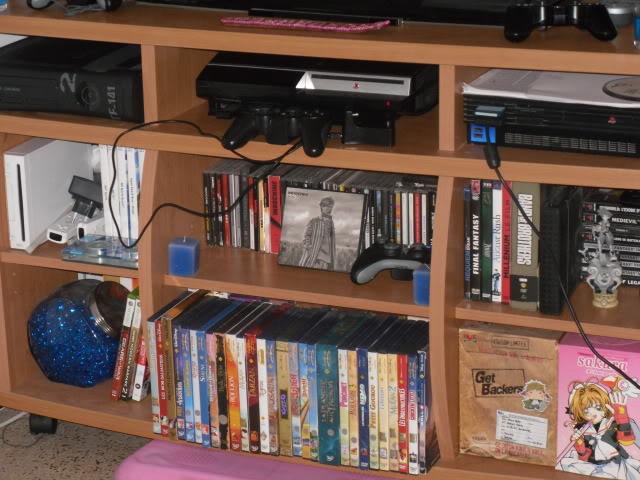 Mon chez moi et tout le bazar :) SAM_1383