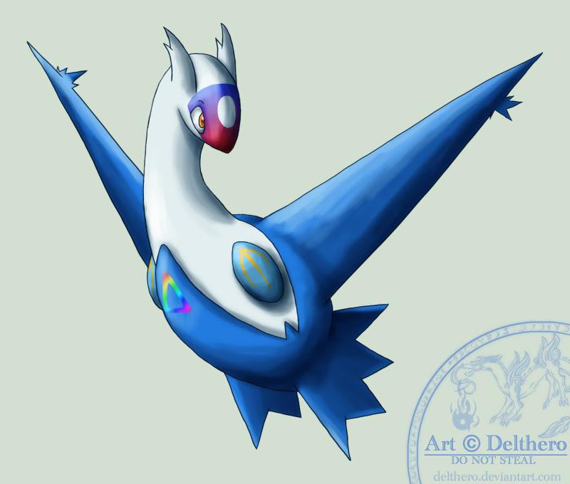 Del's Pokémon Drawings - Page 2 LatiComission1