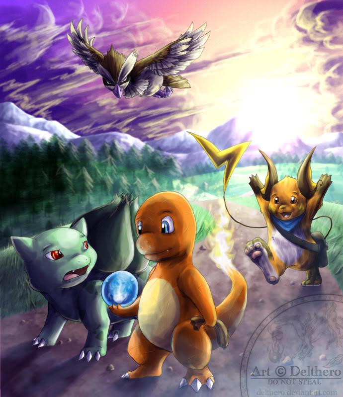 Del's Pokémon Drawings - Page 2 ScytheRiderComissiondA