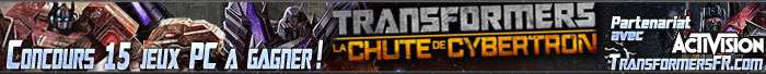 Concours 15 jeux PC à gagner Transformers Chute de Cybertron Activision_concours4