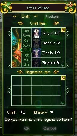 Craft Armors 13healer