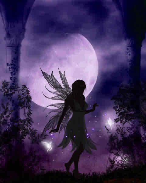 Amzaing Art 3 Fairy