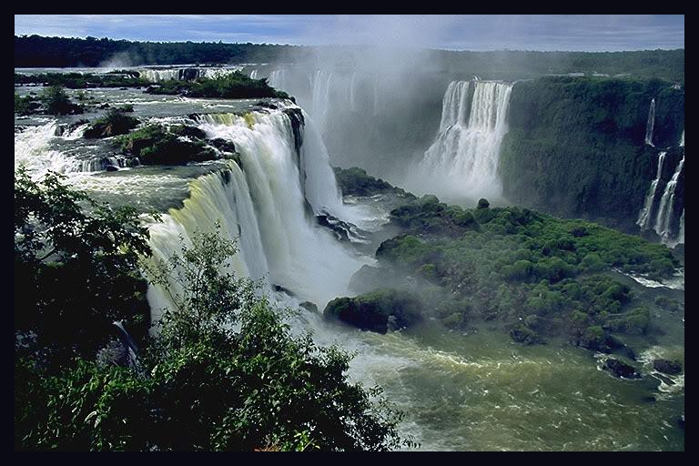Blindski slapovi Iguacu