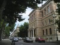Umetniška akademija Stavba