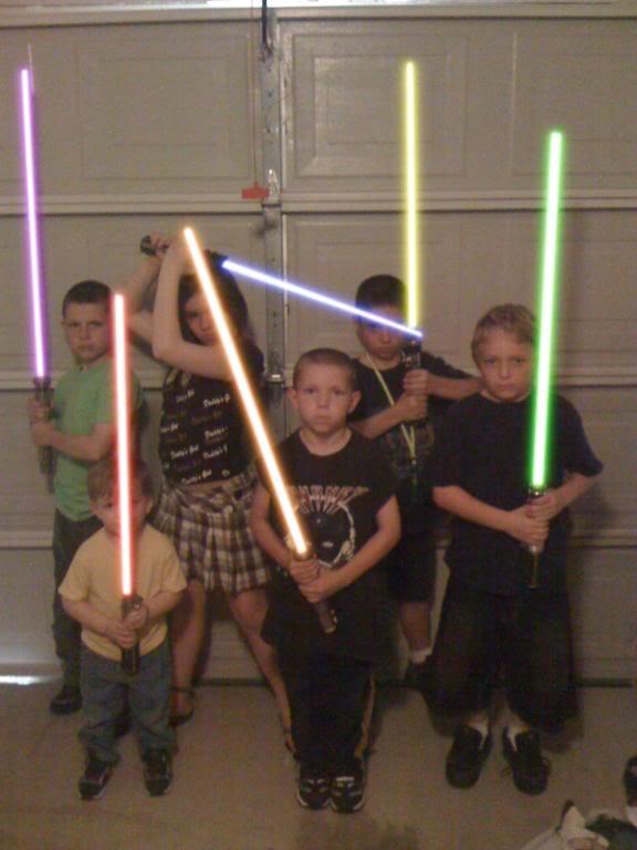 Lightsabers by Draco Korr JediYounglings2