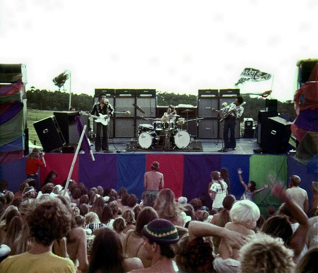 Maui (Haleakala Crater) : 30 juillet 1970 [Second concert] F813a7f5041d6ed4ff71fd3563a346e2