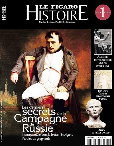 Le Figaro Histoire  234c61cf2719fa30c7ba4c094f546f5b