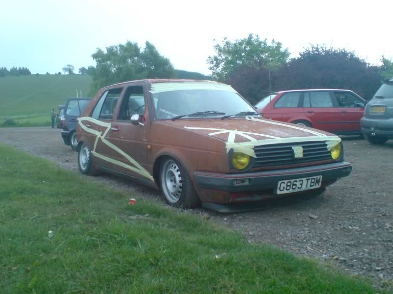 my mk2 golf: now ratted! - Page 15 DSC00657