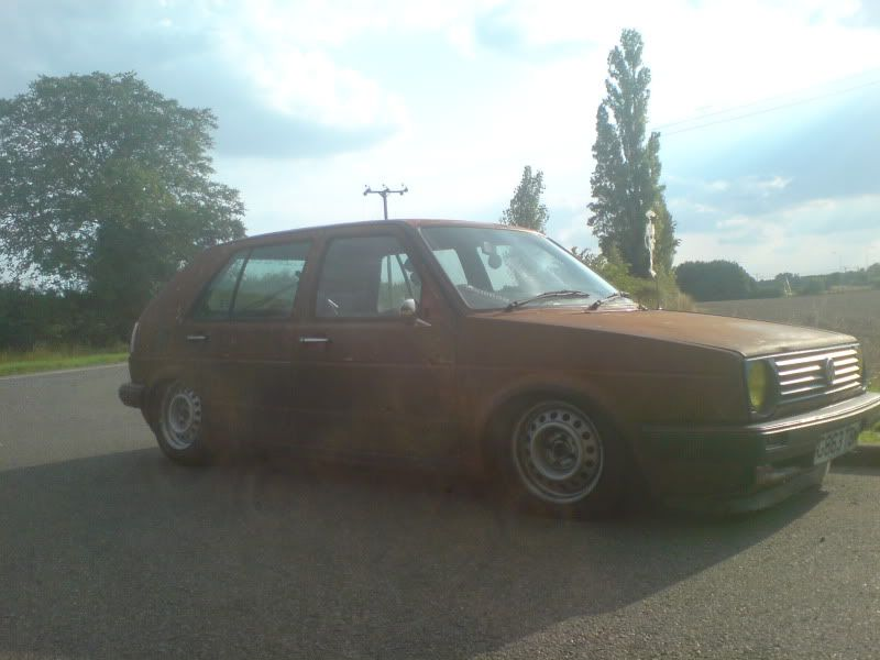 my mk2 golf: now ratted! - Page 17 DSC00707
