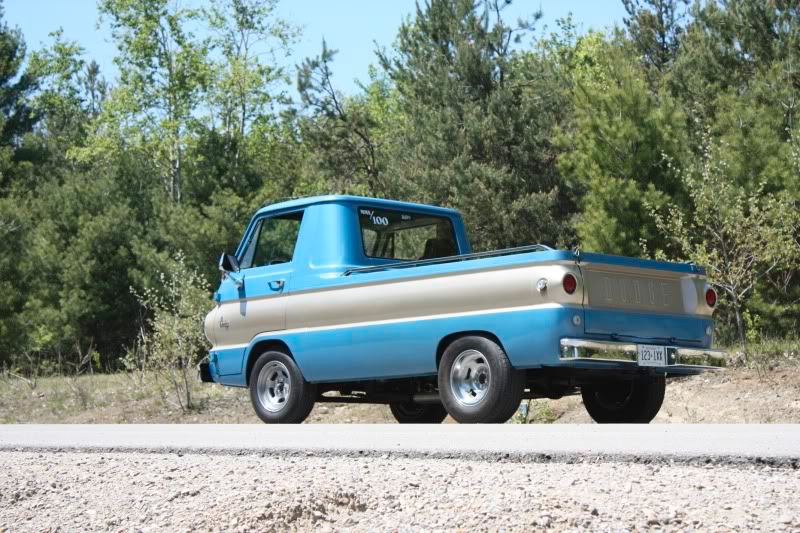 1969 Dodge A100 IMG_2063