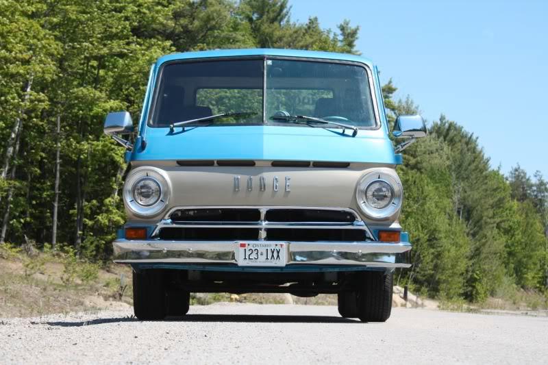 1969 Dodge A100 IMG_2071