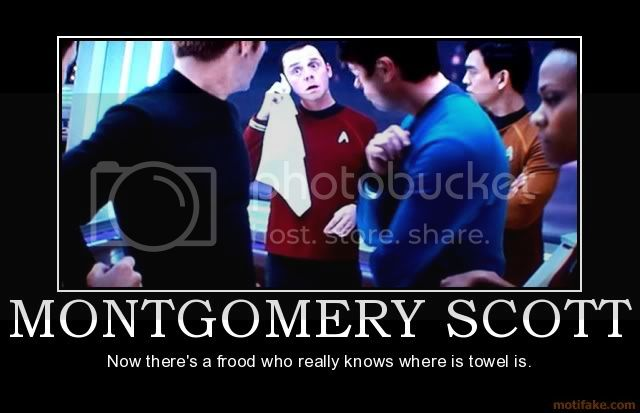 BECAUSE EVERY FORUM NEEDS A FUNNY PICTURE THREAD MontgomeryScott