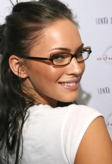Alexandria Jaden Weasley Megan_Fox_glasses