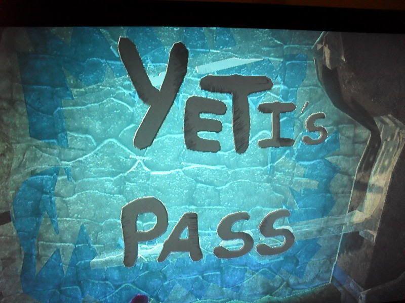 LBL: 4 in 1 - The Yeti's Pass (pitm) SDC12176