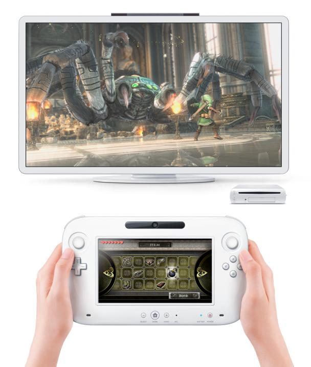 Wii U - Hands on video playing Ghost Recon WiiU