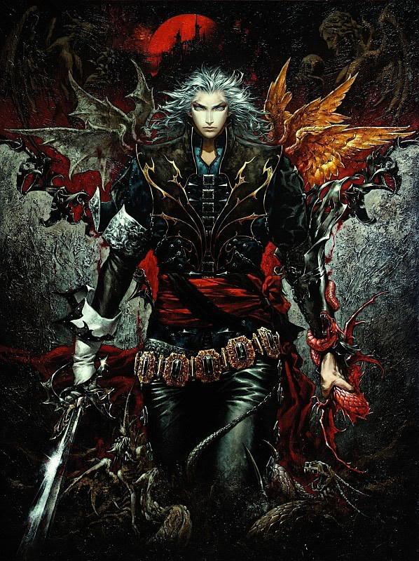 The Palace Guard Dracula