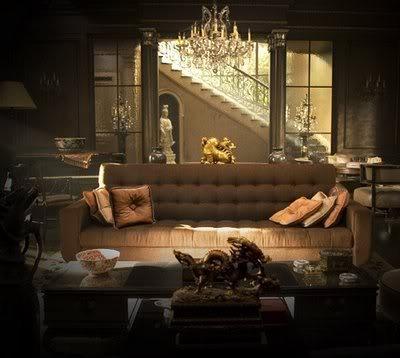 The Palace LivingRoom
