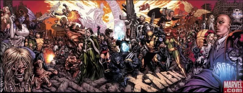 The Palace Guard X-Men
