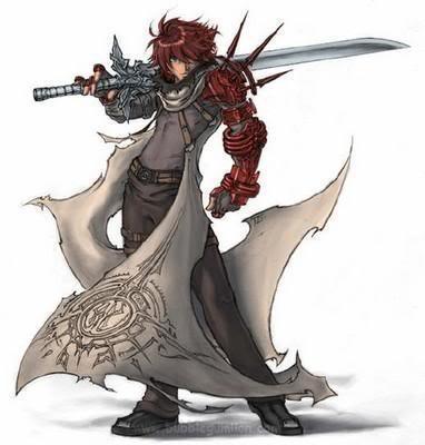 The Palace Guard Warrior-1