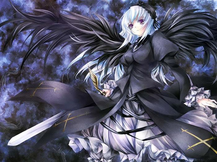 Imagenes de angeles anime y manga AngelAnime