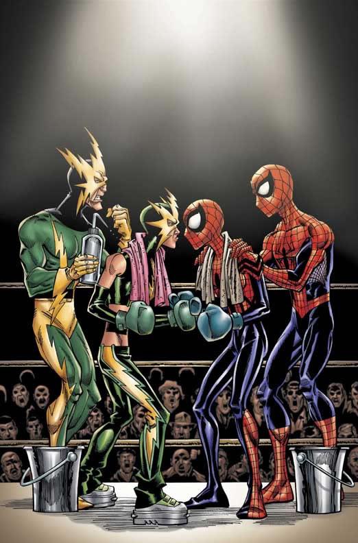 ELECTRO Spidergirlelectro