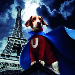 SUPERHERO!!!! Underdog