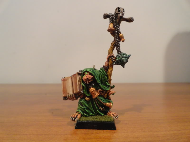 First Post - Finished Clan Pestilens Warband DSC00095