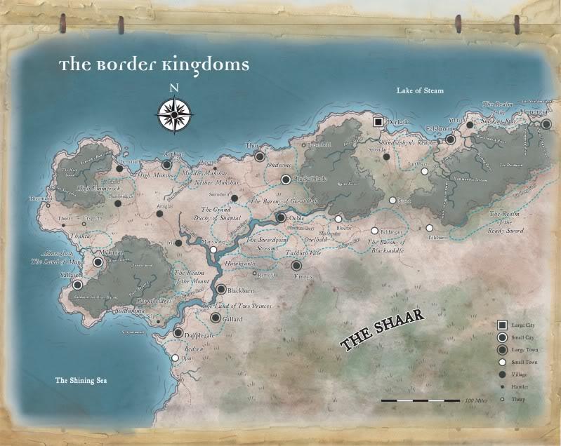 Map of the Border Kingdoms Fx0322bk_borderkingdoms_map