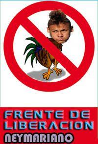 Y digo yo ... No se estará preparando el bombazo en Madrid de Neymar + Ganso ? Frenteliberacin