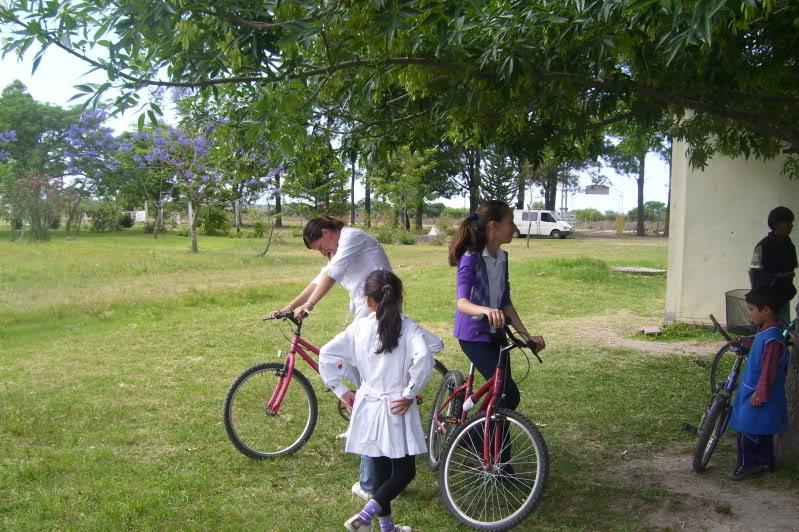 Fotos: Entrega de las Bicis en Corrientes Fotonovelas081