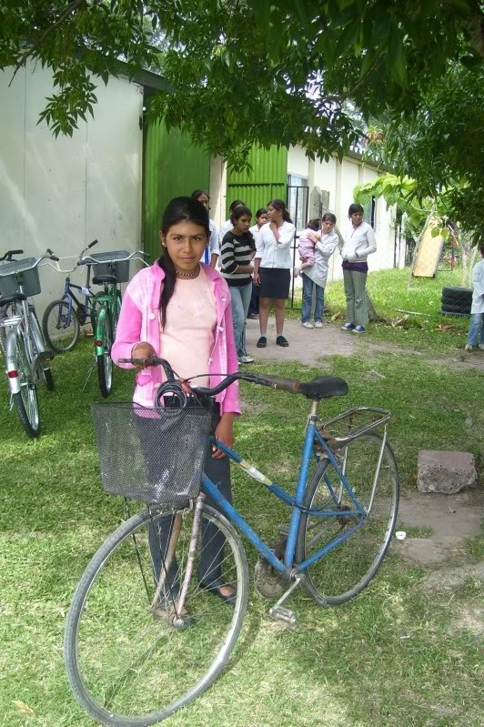 Fotos: Entrega de las Bicis en Corrientes Fotonovelas089