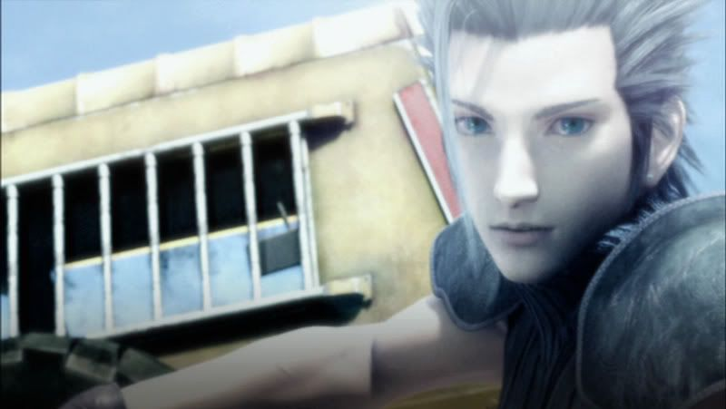 Final Fantasy VII Advent Children Cap292