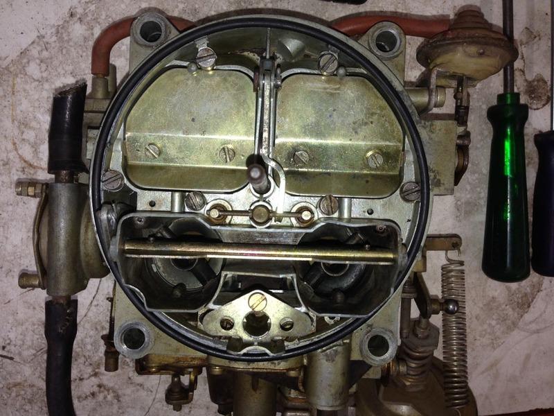 Vendo carburador Solex 4A1 - R$2.500,00 IMG-20180603-WA0061