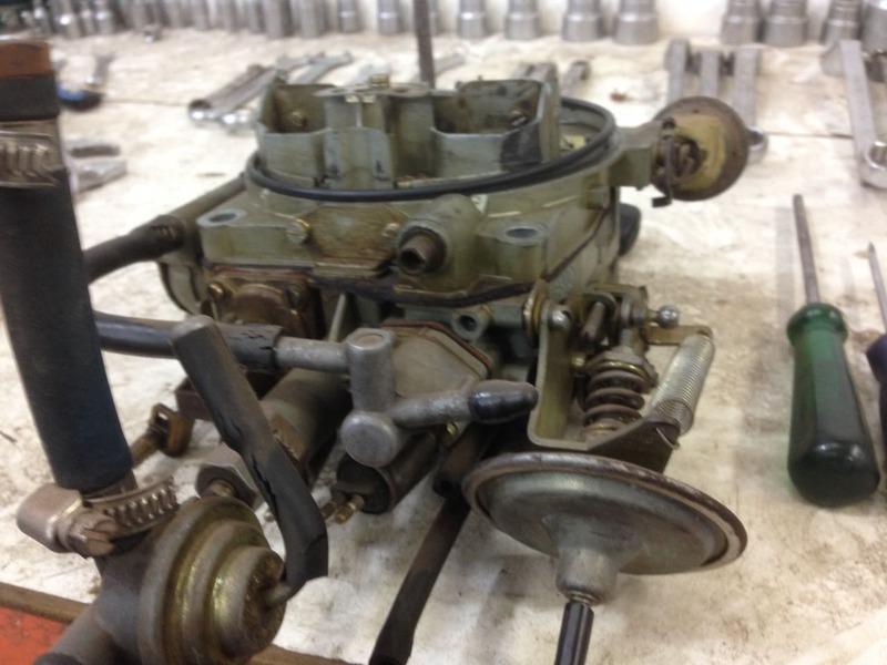 Vendo carburador Solex 4A1 - R$2.500,00 IMG-20180603-WA0063