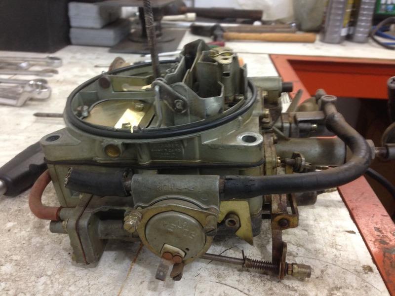 Vendo carburador Solex 4A1 - R$2.500,00 IMG-20180603-WA0064