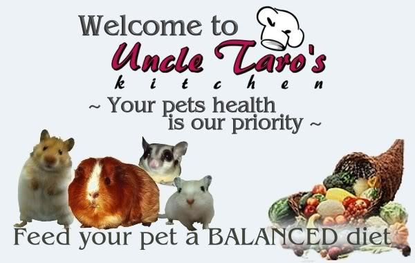 ~**~* Uncle Taro's Kitchen ~**~* Title01