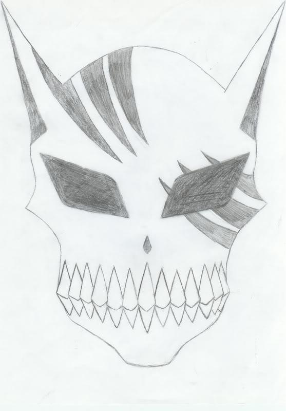 Kanashi Ushimagu FINISHED Vizard blah blah blah... Hollowmask