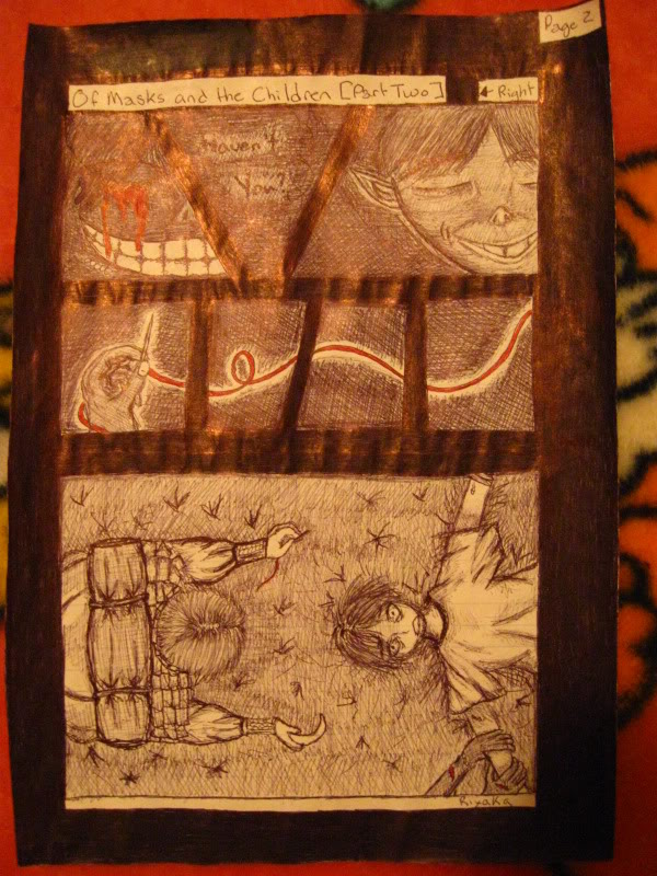 The Unofficial Majora's Haunted Cartridge Comic [Wayward Soul aka Rixaka]  Images003