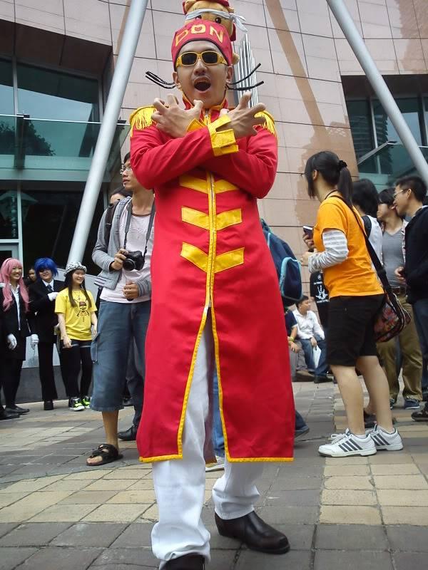 Comic Fiesta 2011 DSC00046