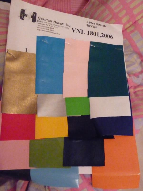 [OTHER] Stretch fabric: Pleather, vinyl, spandex, lycra, satin spandex, etc. P1020403